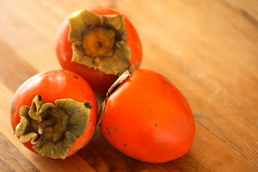 Hachiya Persimmon Recipe with Picture