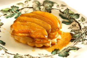 Tarte Tatin aux Pommes (Upside down Apple Pie)