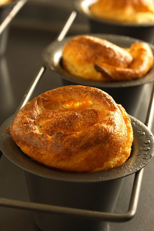 Yorkshire Pudding (Popover) Recipe