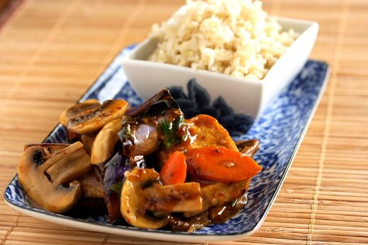 Braised Tofu in Hoisin Sauce Recipe with Picture