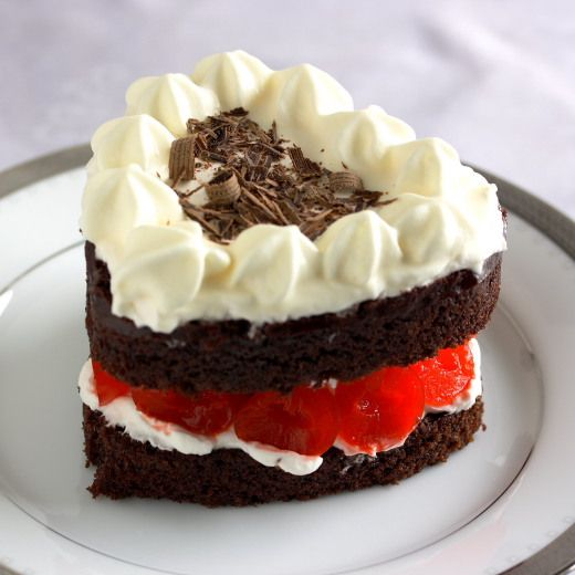Black Forest Gateau Recipe with Picture