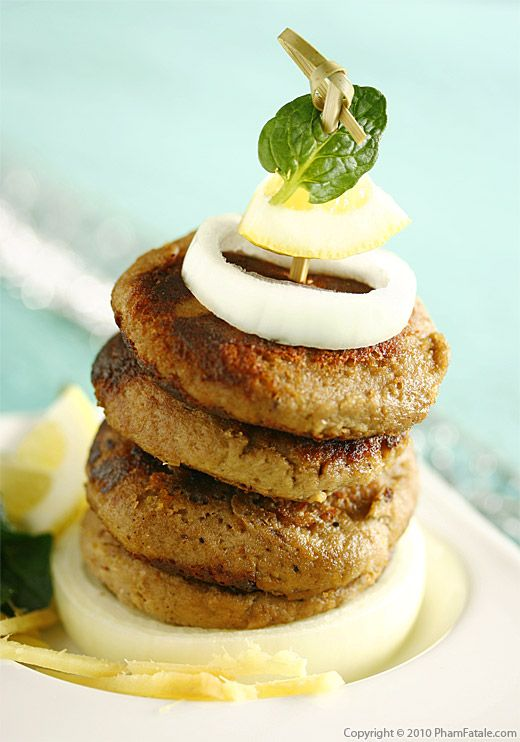 Beef Shami Kebab Recipe