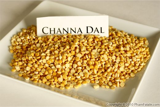 Chana Dal Picture