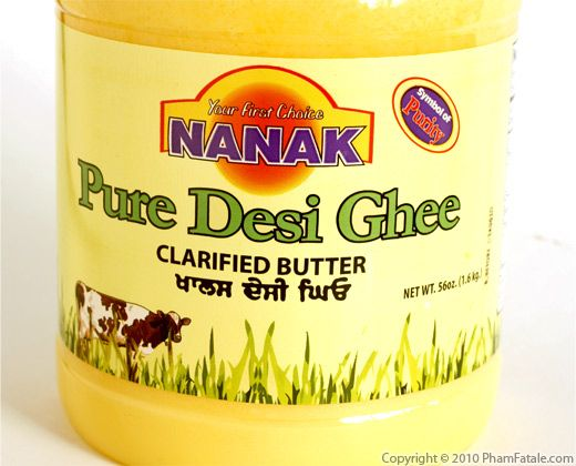 Ghee Picture