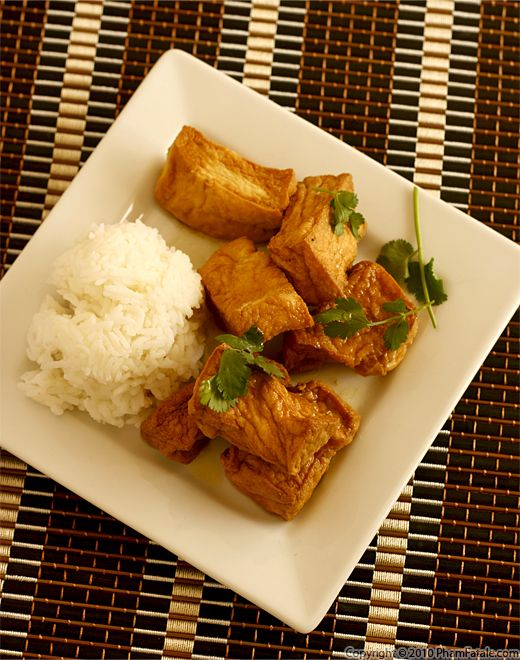 Miso Tofu Recipe with Picture