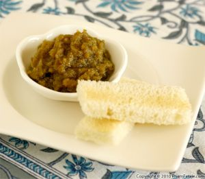 Spicy Garlic Chutney