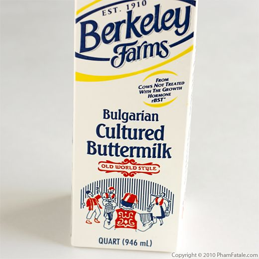 Buttermilk Picture