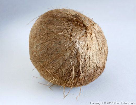 Fresh Coconut Picture