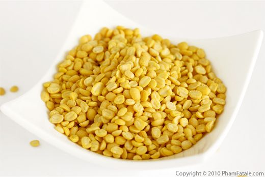 Mung dal Recipe with Picture