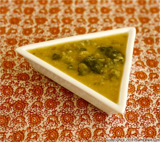 Spinach Moong Dal Recipe Recipe