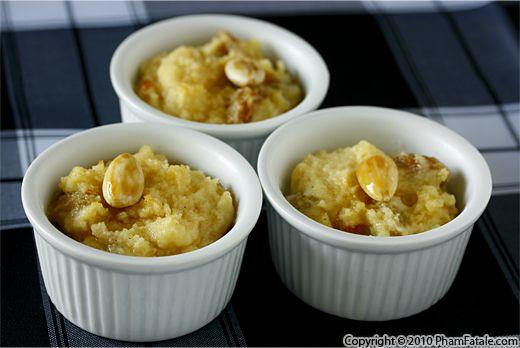 Semolina Cake Recipe Recipe