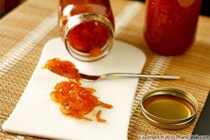 Homemade Tangerine Kumquat Marmalade Recipe