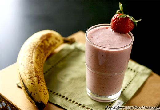 Strawberry Banana Smoothie Recipe Recipe