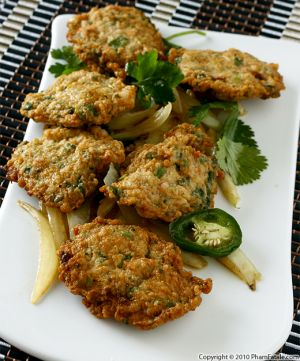 Cha Tom Recipe (Vietnamese Shrimp Cakes)