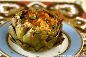 Artichoke Risotto Recipe