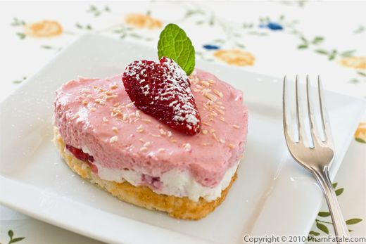 Strawberry Cheesecake Recipe Recipe