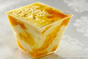 Mango Cream Cheese Mousse Recipe