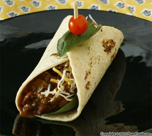 Vegetarian Chili Recipe with Picture