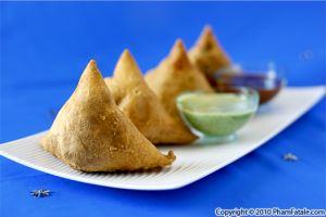 Samosa Recipe with Picture