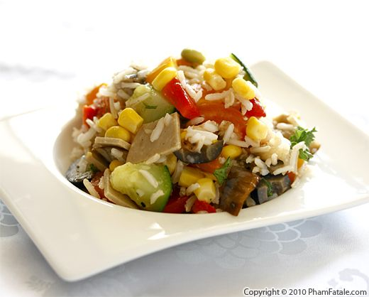 French Rice Salad Recipe Recipe