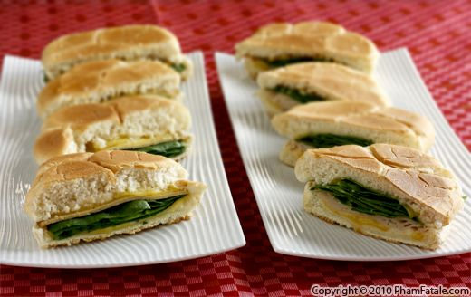 Turkey and Cheese Sandwich Recipe Recipe