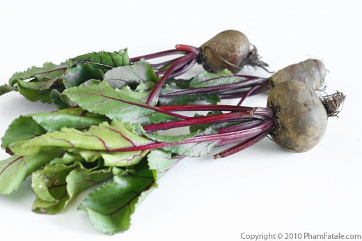 Beet Green Salad Recipe with Picture