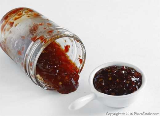Chile Jam Recipe (Homemade Habanero Sauce) Recipe
