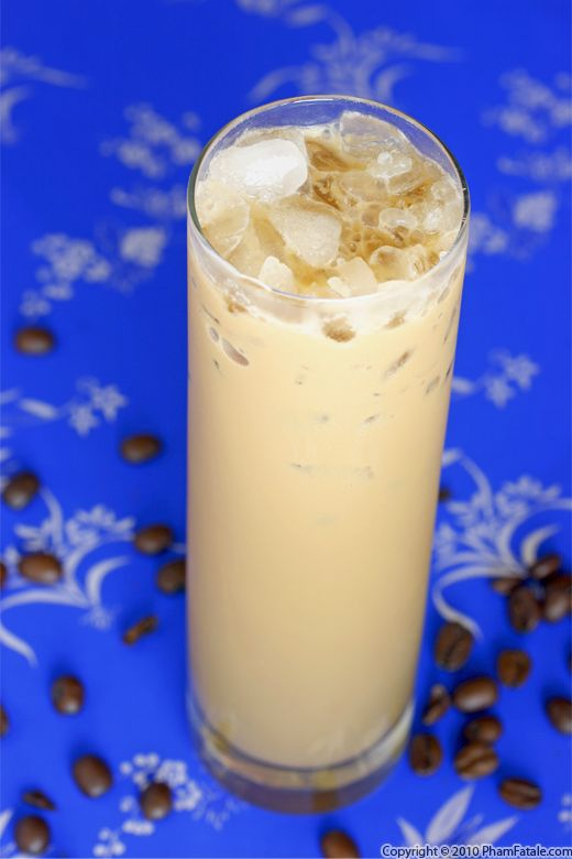 How to Make Ca Phe Sua Da (Vietnamese Iced Coffee) Recipe