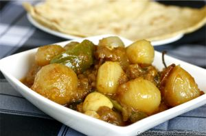 Dopiaza (Indian Onion Curry Recipe)