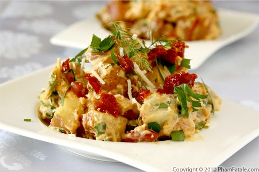 Gourmet Red Potato Salad Recipe Recipe