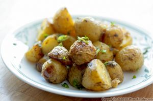 Roasted Creamer Potatoes