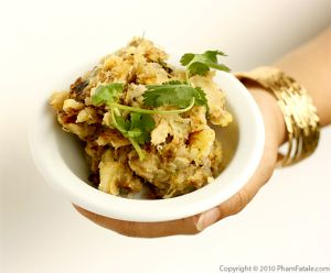 Mashed Plantains (Banana Plantain Puree Recipe)