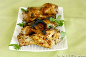 Honey Garlic Chicken Drumsticks (Barbecue Chicken Drummettes)
