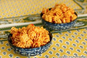 Red Pesto Pasta Salad Recipe