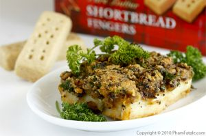 Breaded Tilapia (Nori Crusted Fish Recipe)