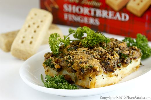 Breaded Tilapia (Nori Crusted Fish Recipe) - Pham Fatale
