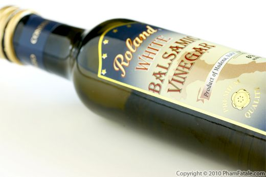 White Balsamic Vinegar Photo