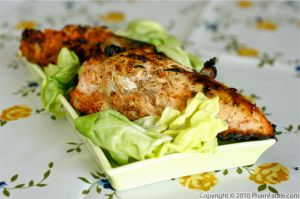 Grilled Tandoori Chicken Recipe