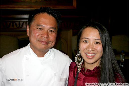 Chef Charles Phan