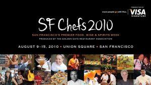 SFChefs 2010 Event Recap
