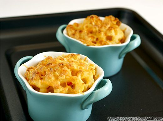 Back to School Macaroni and Cheese  Recipe