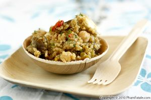 Quinoa and Brown Rice Side Dish Recipe