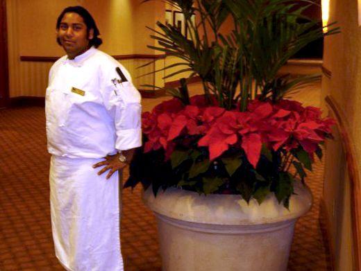 Chef Pawan Kumar