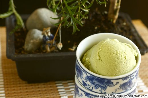 Green Tea Ice Cream Recipe Recipe