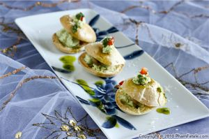 Gougere Recipe (Savory Cream Puff Appetizers)
