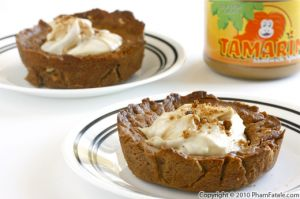 Speculoos Spread Cookie Tartlet Recipe