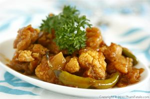Gobi Tamatar Recipe (Indian Cauliflower Curry)