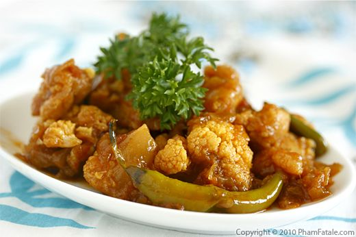 Gobi Tamatar Recipe (Indian Cauliflower Curry) Recipe