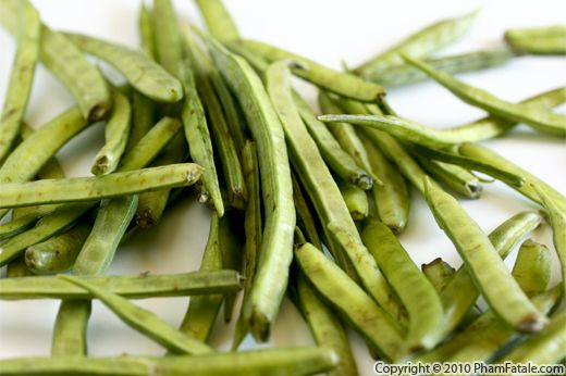 Guar Beans Recipe with Picture