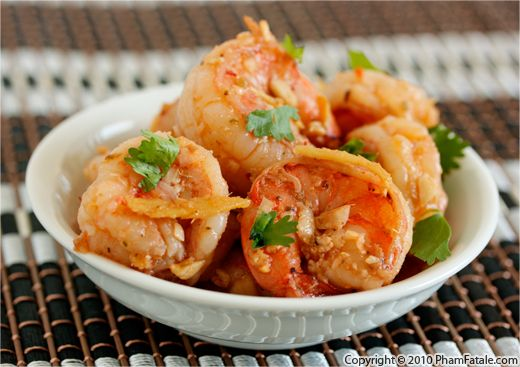 Vietnamese Ginger Shrimp Stir Fry Recipe Recipe